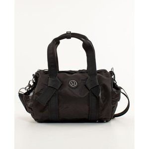 Lululemon Black DTB Duffel Bag